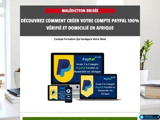 PayPal No Limit - Créer Un Compte Vérifié en Afriq