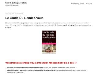 Le Guide Du Premier Rendez-Vous