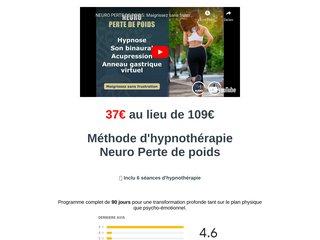 Hypnothérapie Neuro Perte de poids