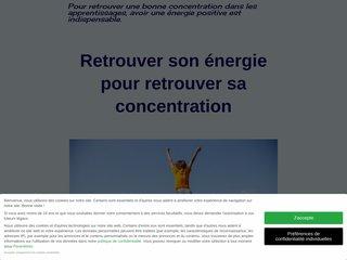 CONCENTRATION, ENERGIE et HYGIENE de VIE