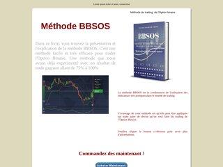 BBSOS : Méthode très efficace sur lÂ'Option Binaire