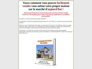 101 conseils pour vendre votre maison vous même !
