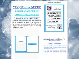 EBOOK SUR LA FACE INVISIBLE DU BUSINESS EN LIGNE