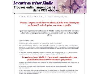 Carte au Trésor Kindle