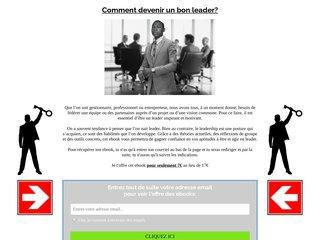 Comment devenir un bon leader?