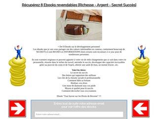 8 Ebooks sur comment faire de l'argent