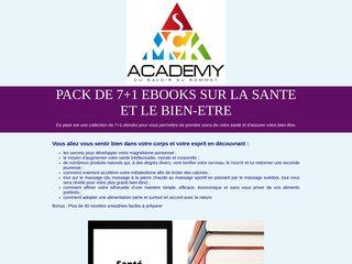 Pack de 7+1 ebooks sur la santé et le bien-être