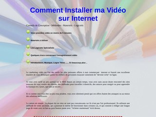 Mettre Ma Vidéo sur Internet