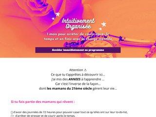 Intuitivement organisée - BASIC