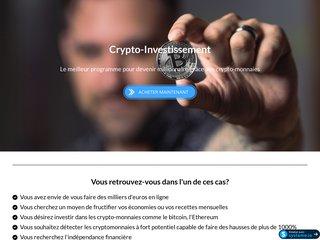 Crypto-Investissement