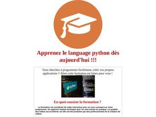 Formation au language python