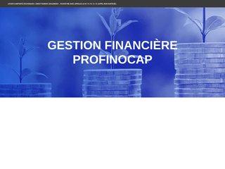 Gestion financière Profinocap (Turf)