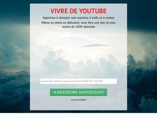 Vivre de Youtube