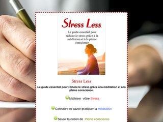 Stress Less Ebook