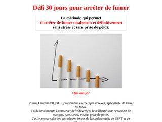 Défi 30 jours pour arrêter de fumer