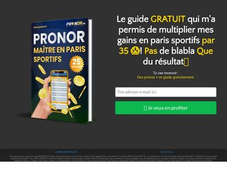 Pack VIP PRONOR 1mois