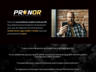 Pack VIP PRONOR 12mois