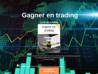 Gagner en trading