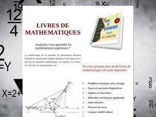 Livres de Mathématiques
