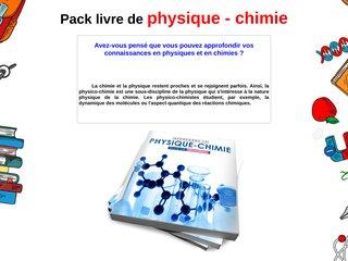 Livres de Physique - Chimie