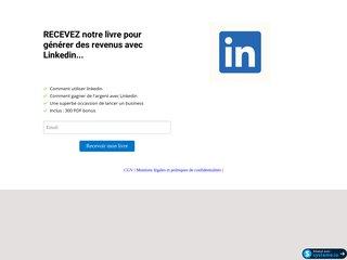 Linkedin machine à cash