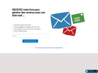 Email CASH system