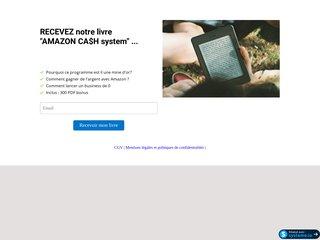 Amazon cash system