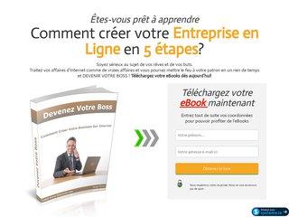 eBooks : Comment Créer Votre Business Sur Internet