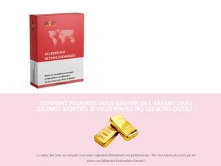 Parieur Pro : Accéder aux Bettings Exchanges
