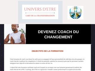 Coach du changement