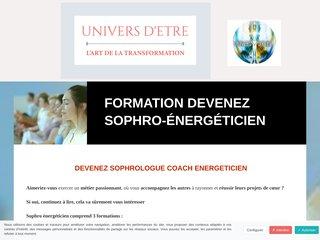 Sophro énergie