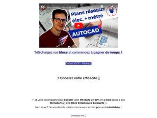Gabarit GCR - Réseaux