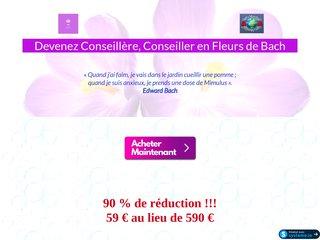 Conseiller (ère) en fleurs de Bach