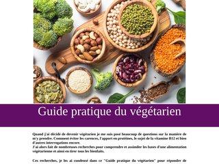 Guide pratique du végétarien