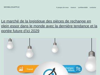 monblogApple