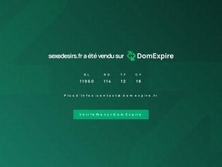 Sexedesirs.fr, une plateforme disponible à toute heure.