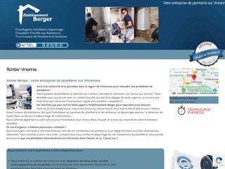 Plombier Vincennes express