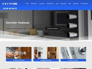 Détails : Serrurier Toulouse