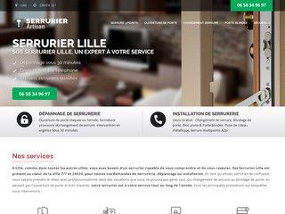 Détails : SOS Serrurier Lille