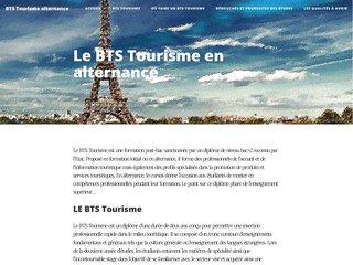 Détails : site tourisme