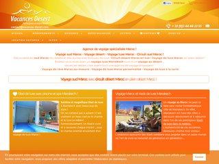 Voyage luxe Maroc