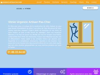 Détails : Contacter votre vitrier Villeneuve la Garenne