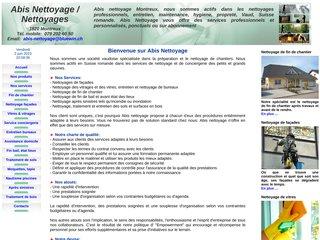 Détails : Entreprise suisse de conciergerie et nettoyages professionnels