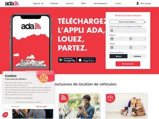 Détails : Location voiture et camion de déménagement