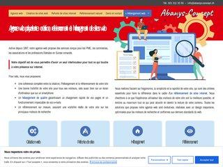 Détails : Création de vos sites web clé en main en Suisse
