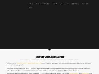 Détails : Location voitures pas cher Agadir