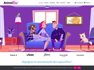 Détails : Réseau de célibataires avec animaux - animoflirt