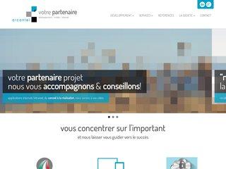 Site internet Typo3