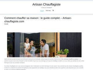 Chauffagiste Paris