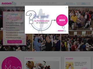 Détails : assistantepro.com